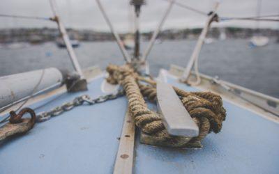 Diportisti corrono a barche a Trieste